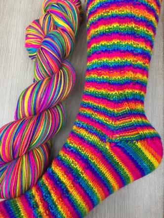 Groovy Sock