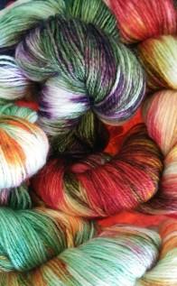 mohair blend yarn 2