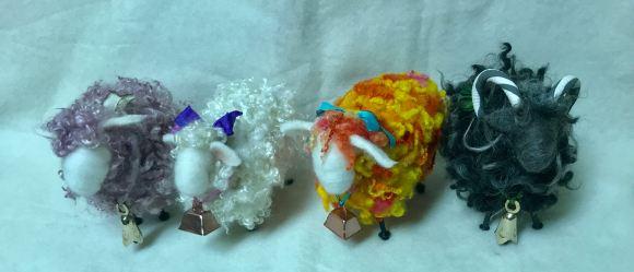sheep october