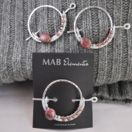 MAB-rhodonite-circle-pins